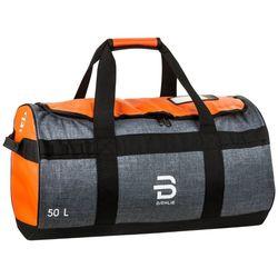 Сумка BD Dufle 50л оранж/серый
