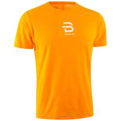 Футболка BD M T-Shirt Focus мужская оранжевый