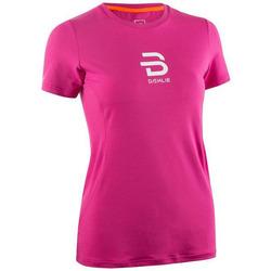 Футболка BD W T-Shirt Focus женская розовый