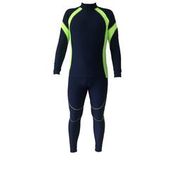 Комбинезон лыжный Sport365 т.син/неон