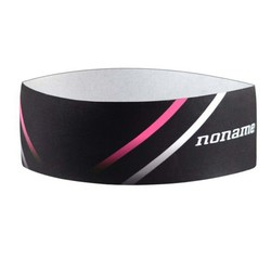 Повязка Noname Sprint Headband черн/розовый