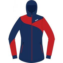 Утепленная куртка Swix Rybinsk мужская син/красный