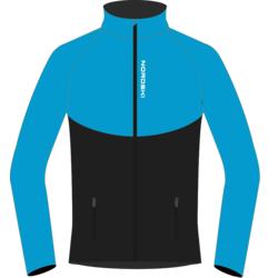 Разминочная куртка NordSki M Premium SoftShell мужская син/черный