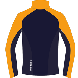 Разминочная куртка M Nordski Premium SoftShell оранж