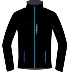 Разминочная куртка NordSki M Active SoftShell мужская черный