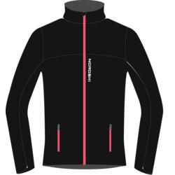 Разминочная куртка NordSki W Active SoftShell женская черный