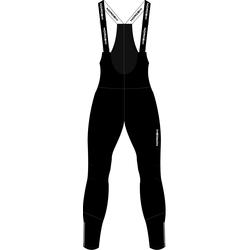 Разминочные штаны на лямках W Nordski Active черн