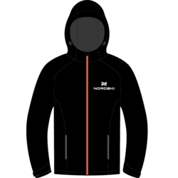 Утепленная куртка NordSki M Pulse мужская черный