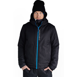Утепленная куртка NordSki M Montana мужская черный