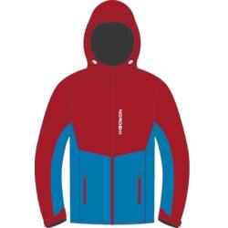 Утепленная куртка NordSki M Montana мужская красн/синий