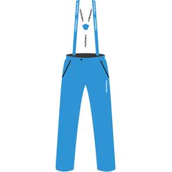 Утепленные штаны на лямках NordSki М Premium мужские синий