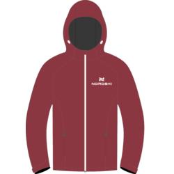 Утепленная куртка NordSki W Mount женская бордо