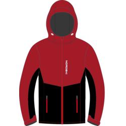 Утепленная куртка NordSki W Montana женская красн/черный