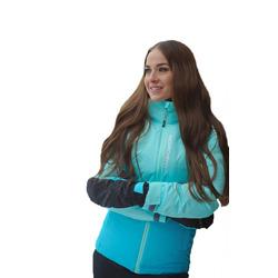 Утепленная куртка NordSki W Montana женская небесн/голубая
