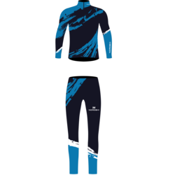 Комбинезон лыжный NordSki JR Premium детский т.синий