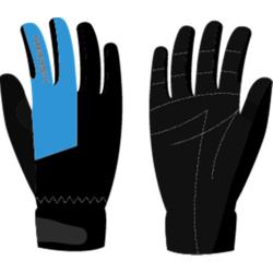 Перчатки NordSki Racing WS черн/синий
