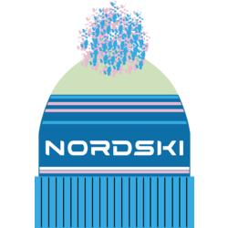 Шапка NordSki Stripe бриз