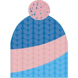 Шапка NordSki Knit розовый