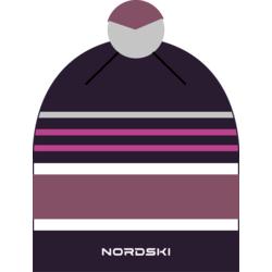Шапка NordSki Bright фиолетовый