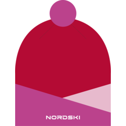 Шапка NordSki Line розовый