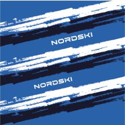 Баф Nordski Stripe синий