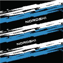 Бандана-баф NordSki Stripe черный