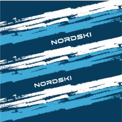 Бандана-баф NordSki Stripe морской