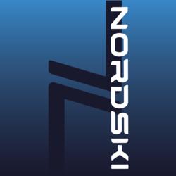 Баф Nordski Logo т.синий