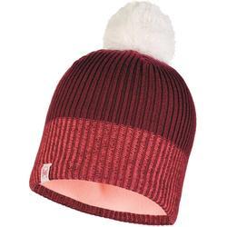 Шапка Buff JR Knitted&Polar Hat Audny Wine