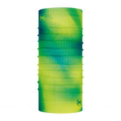 Бандана Buff Reflective R-Spiral Yellow Fluor