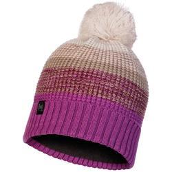 Шапка Buff Knitted&Polar Hat Alyona Mauve