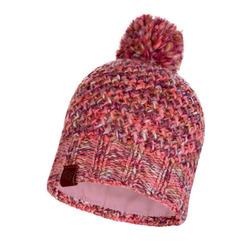 Шапка Buff Knitted&Polar Hat Margo Flamingo Pink