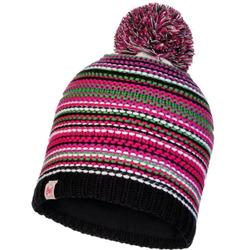 Шапка Buff JR Knitted&Polar Hat Audny Night Blue