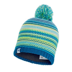 Шапка Buff JR Knitted&Polar Hat Amity Turquoise