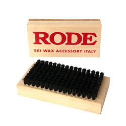 Щётка Rode конский волос черная