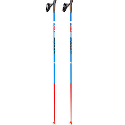 Палки лыжные KV+ Forza Blue Clip (85% Carbon)