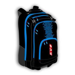 Рюкзак KV+ 30л син/черный