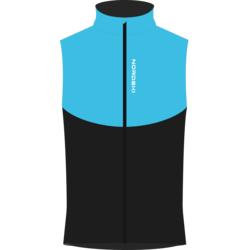 Жилет NordSki M Premium SoftShell мужской голуб/черный