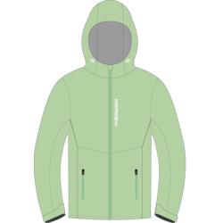 Утепленная куртка NordSki JR Montana детская небесный