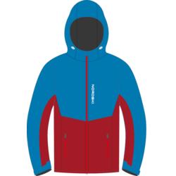 Утепленная куртка NordSki JR Montana детская син/красный