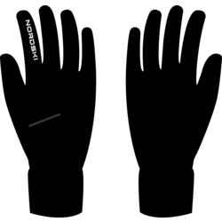 Перчатки NordSki JR Motion WS детские черный
