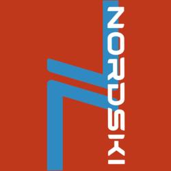 Бандана-баф NordSki Logo красный