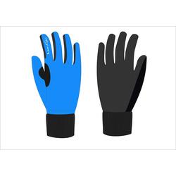 Перчатки Nordsk Jr Warm WS синие