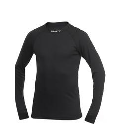 Термобелье Рубашка Craft W Basic 2-pack женская чёрный