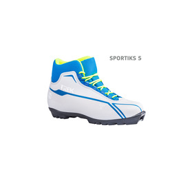 Ботинки лыжные Trek Sportiks5 NNN белый