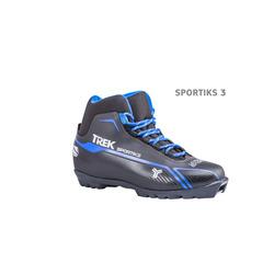 Ботинки лыжные Trek Sportiks3 NNN черный