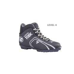 Ботинки лыжные Trek Level4 NNN черный