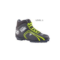 Ботинки лыжные Trek Level1 NNN черный