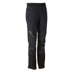 Разминочные штаны-самосбросы Swix Bekke Tech женские черный