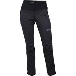 Разминочные штаны Swix Cross женские т.сер/черный